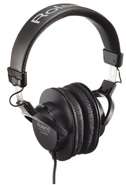 Roland RH-200 monitor headphones