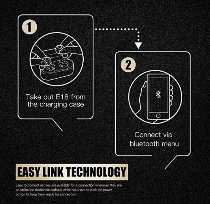 ENACFIRE E18 linking